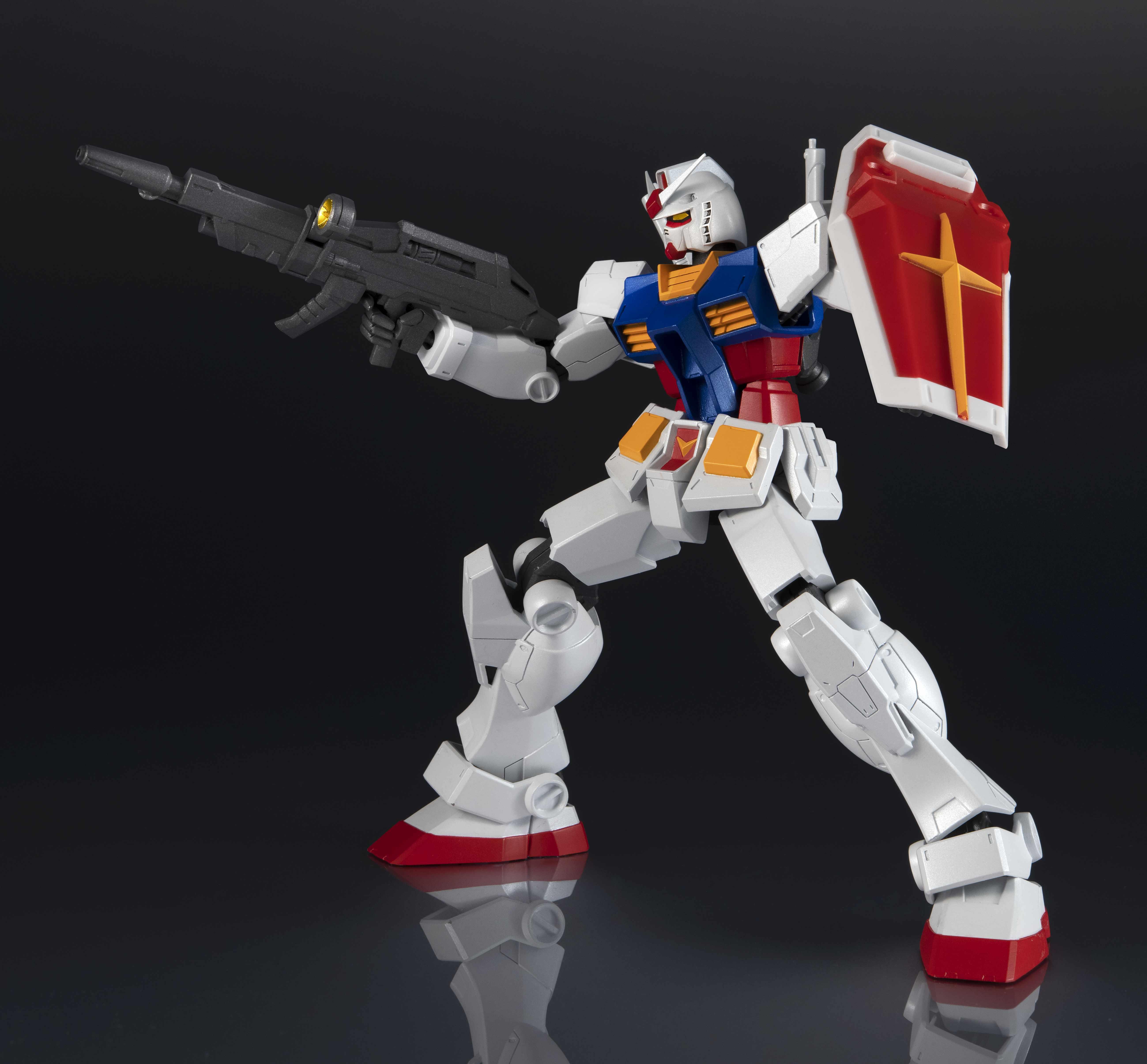 New Gundam figure series GUNDAM UNIVERSE starts Smartphone 5197x4824