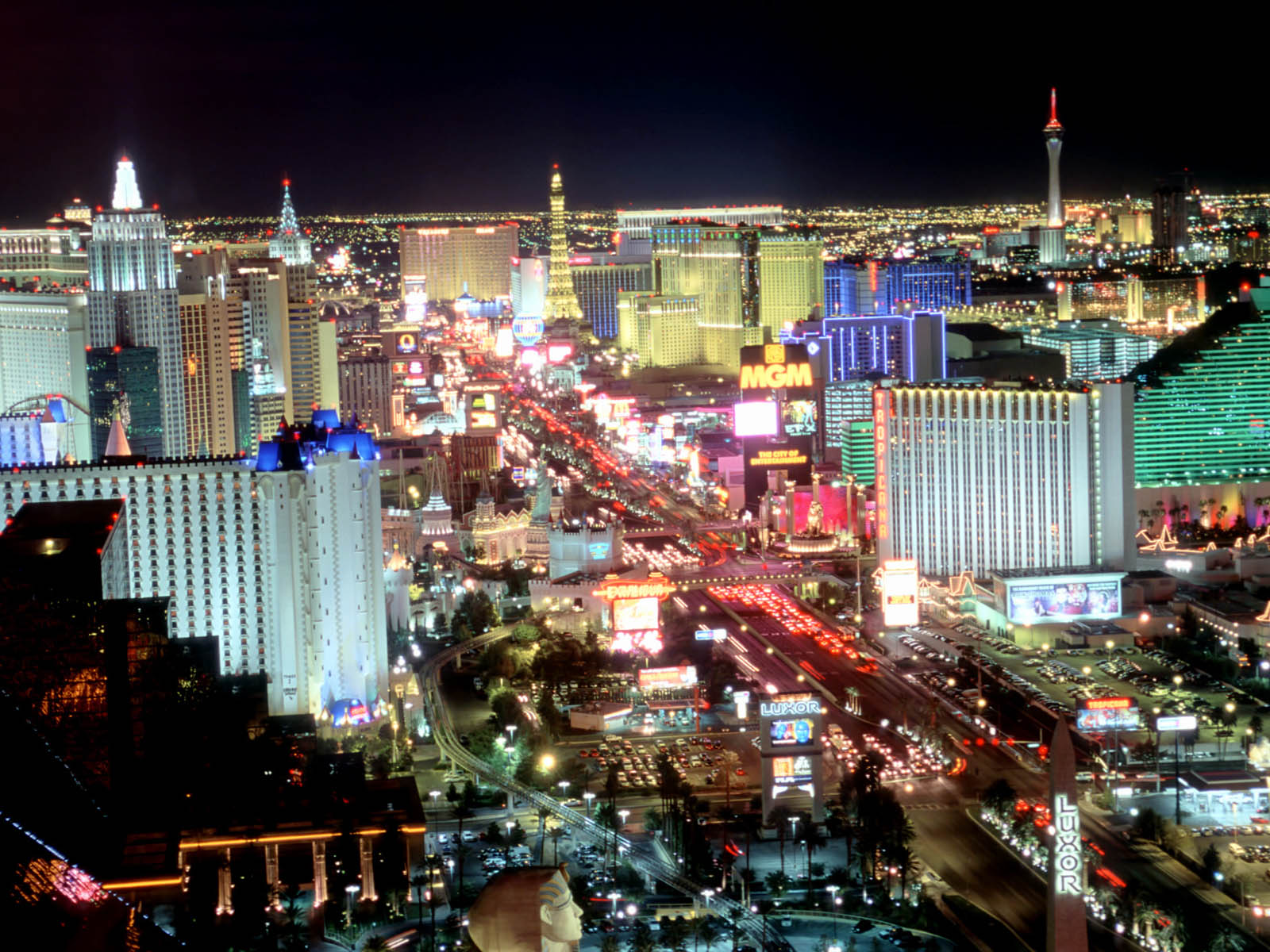 Las Vegas Nevada United States HD desktop wallpaper High