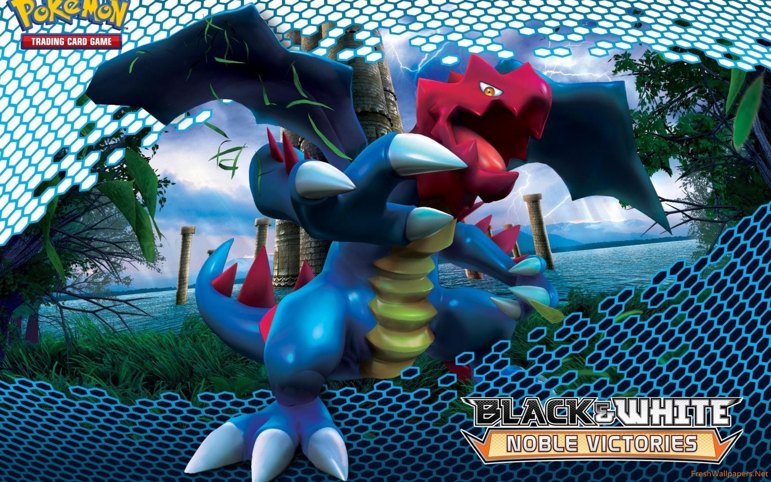 Druddigon   Pokemon wallpapers Freshwallpapers 2560x1600