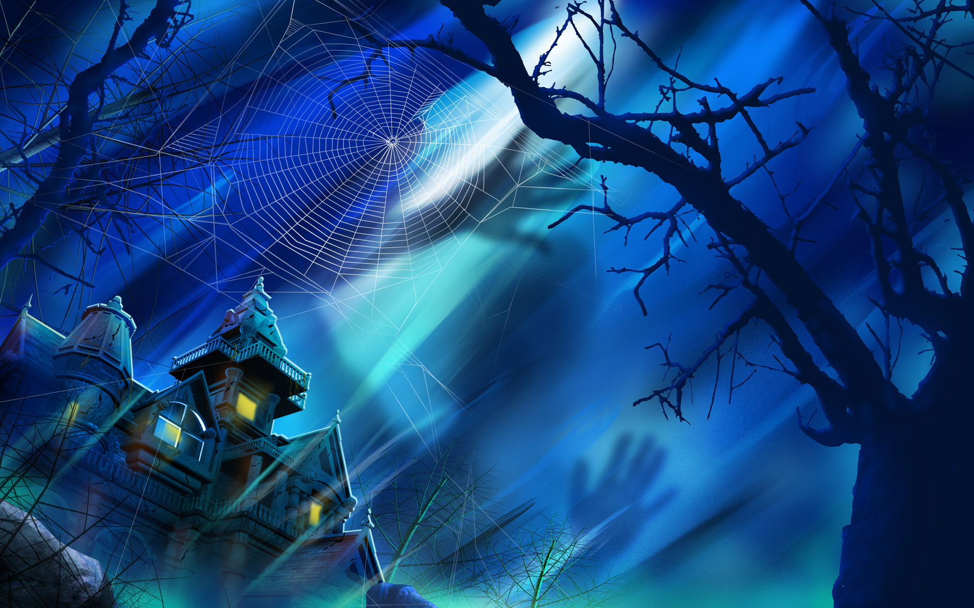 Halloween Night Desktop Wallpapers FREE on Latorocom 1920x1200