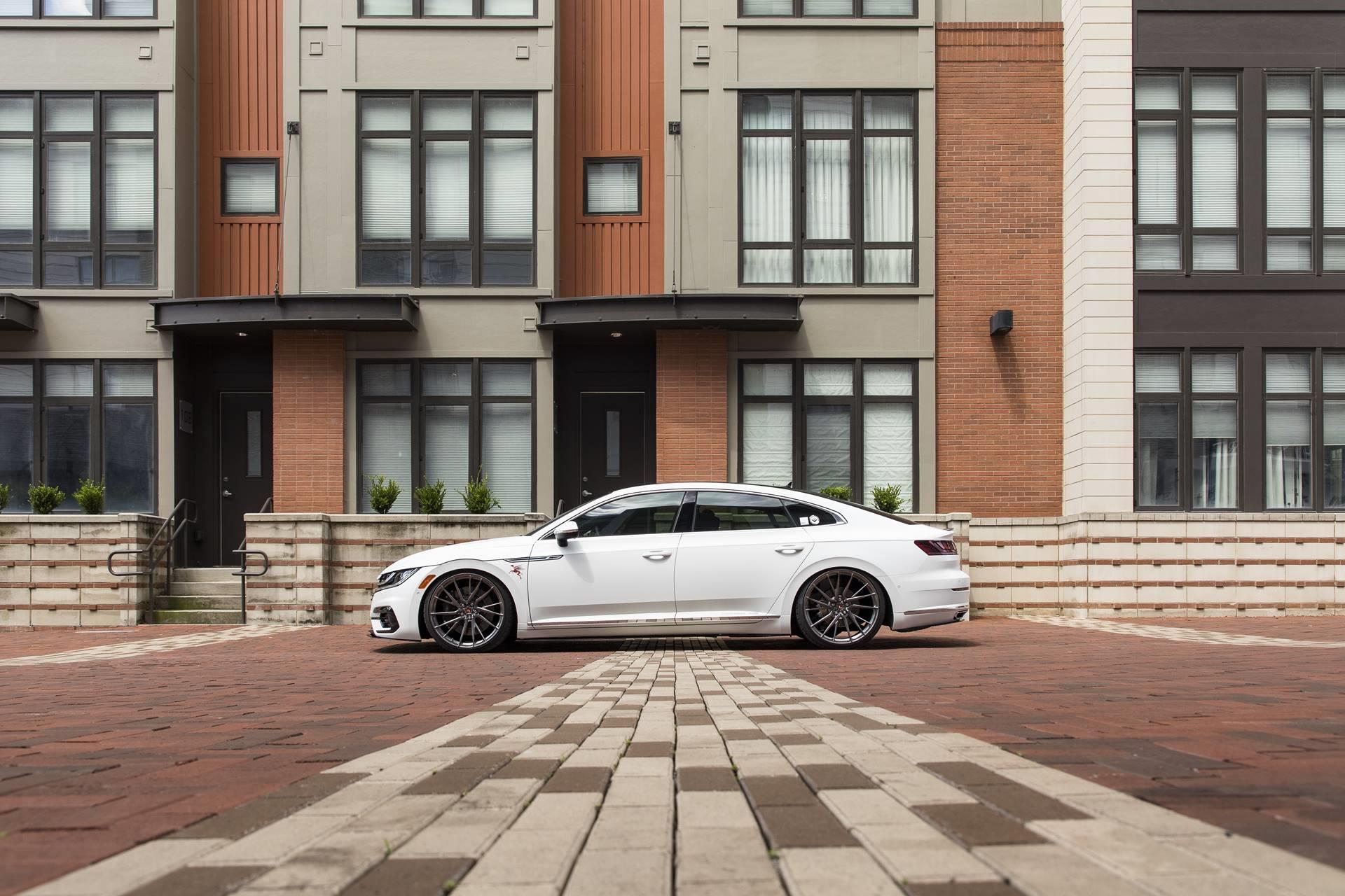 2019 Volkswagen Arteon R Line SEMA Concept News and Information 1920x1280