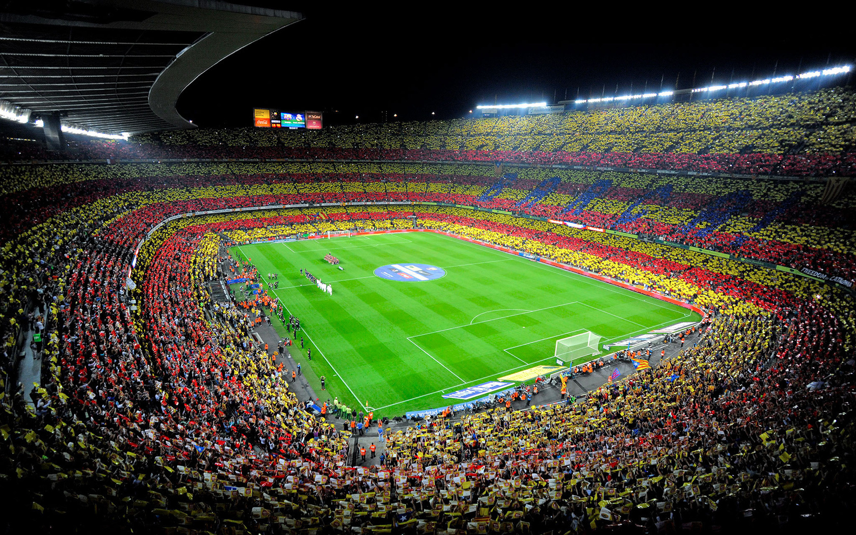 Camp Nou HD Images 1680x1050
