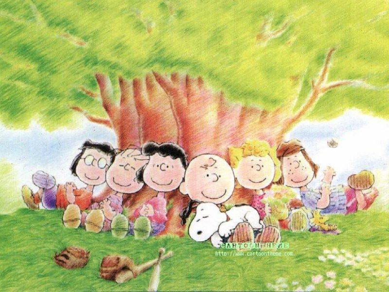 peanuts   Peanuts Wallpaper 25369428 800x600