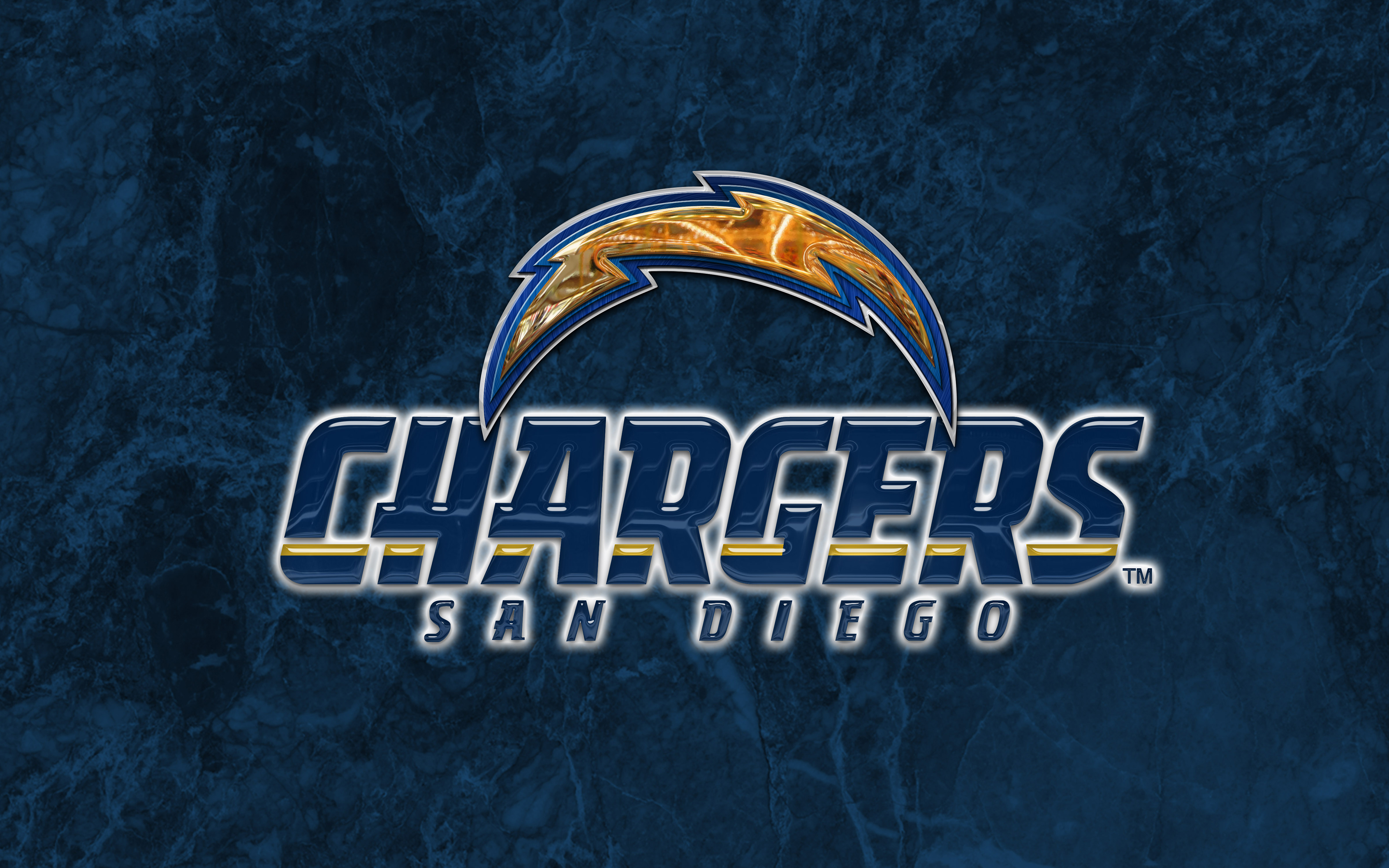 San Diego Chargers Logo Wallpaper Wallpapersafari