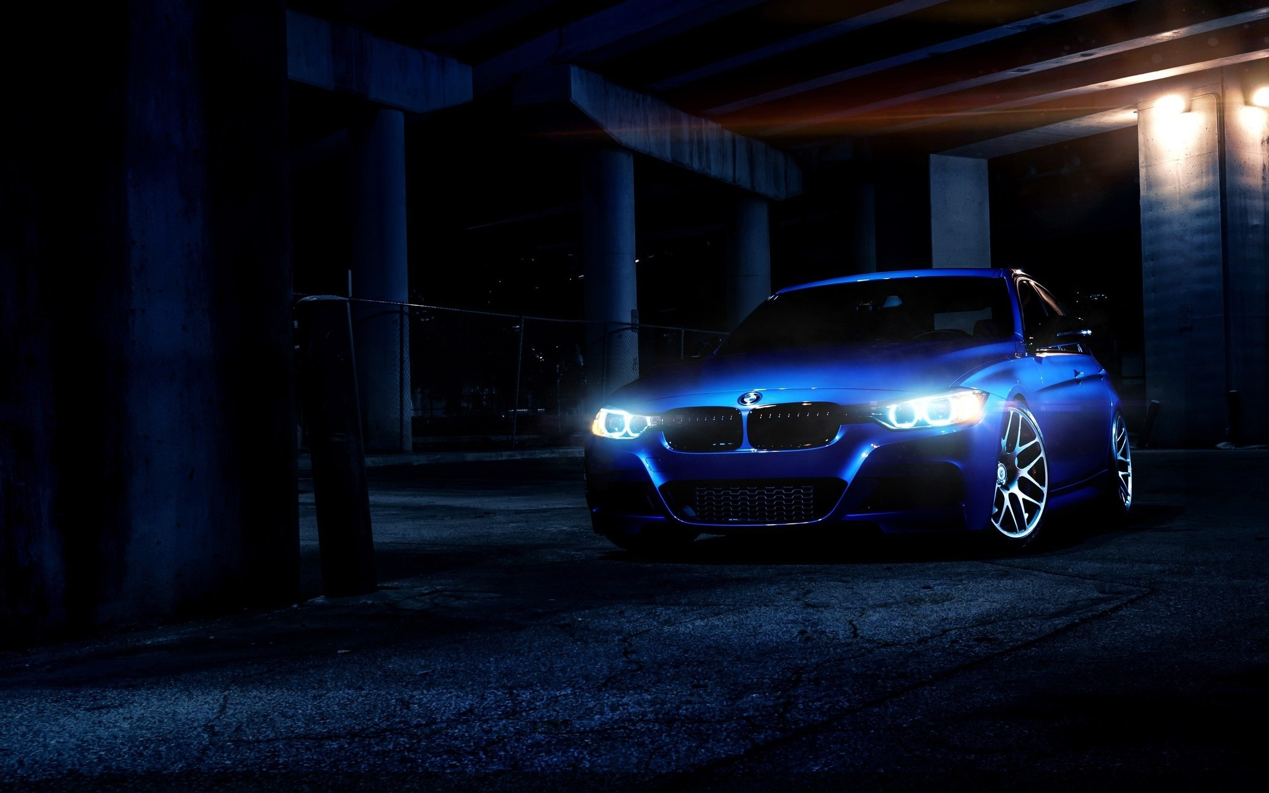 6 Bmw 335I F30 HD Wallpapers Background Images 2560x1600