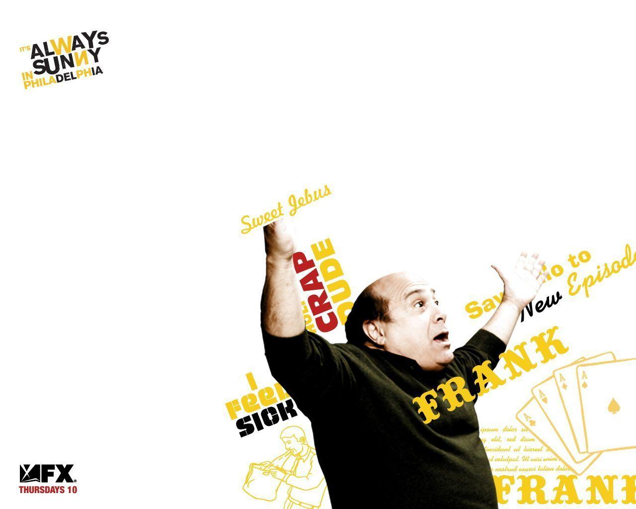 Always Sunny Wallpapers - Wallpaper Cave