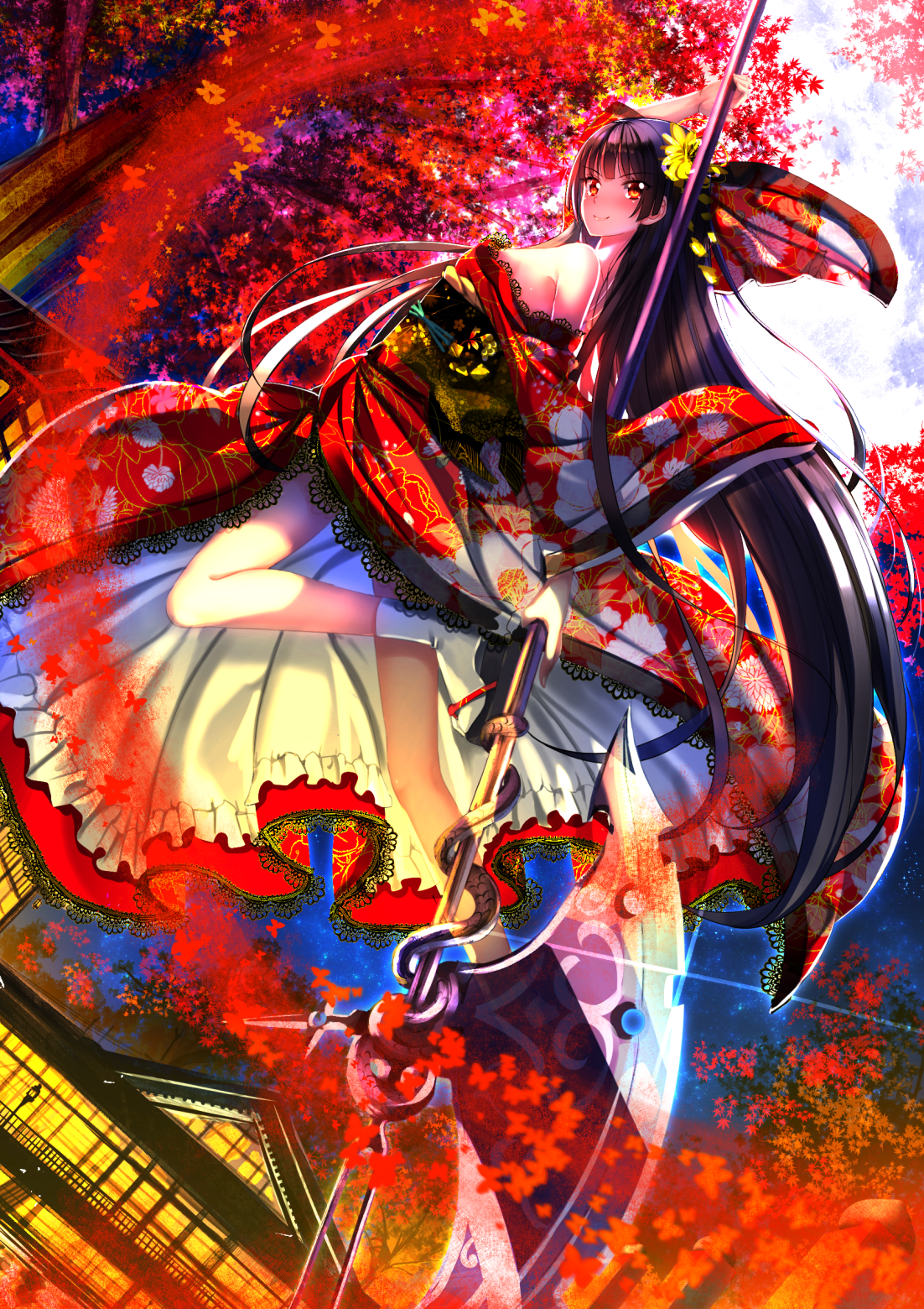 Free Download Polearm Rory Mercury Anime Swordsouls Anime Girls