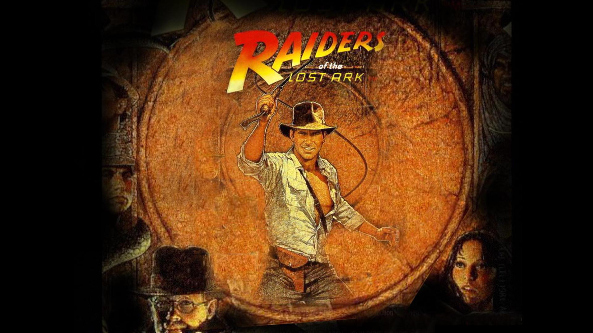 INDIANA JONES RAIDERS LOST ARK action adventure poster r wallpaper 1920x1080
