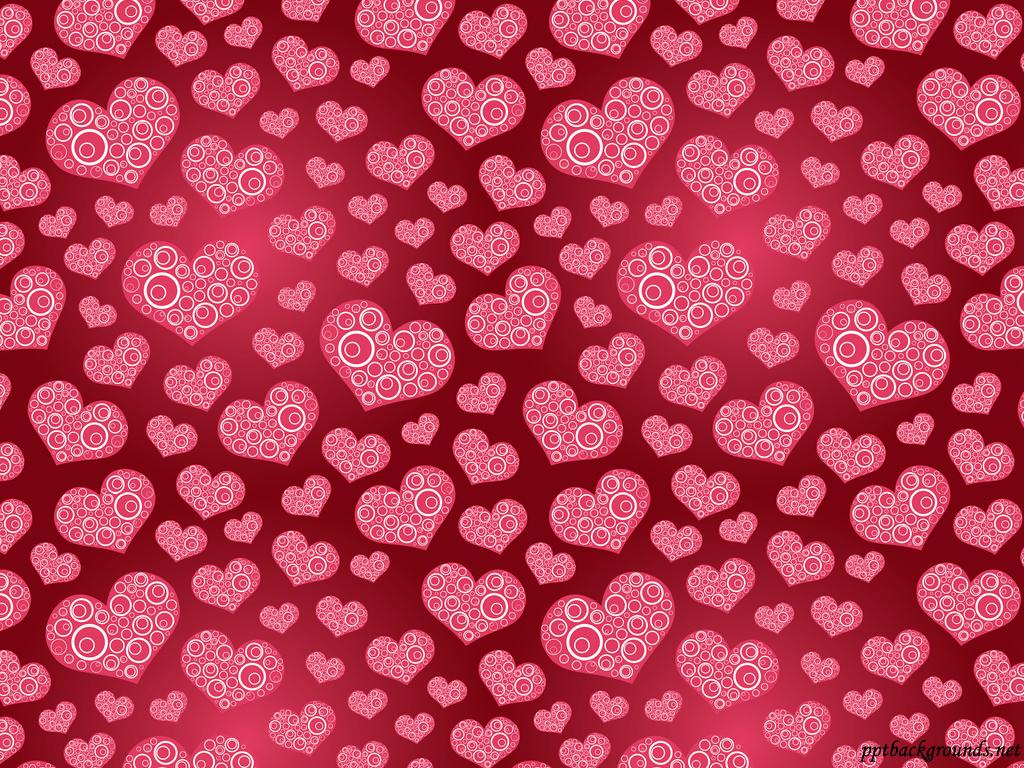 10503 Valentine Heart Background HD wallpaper   WalOpscom 1024x768