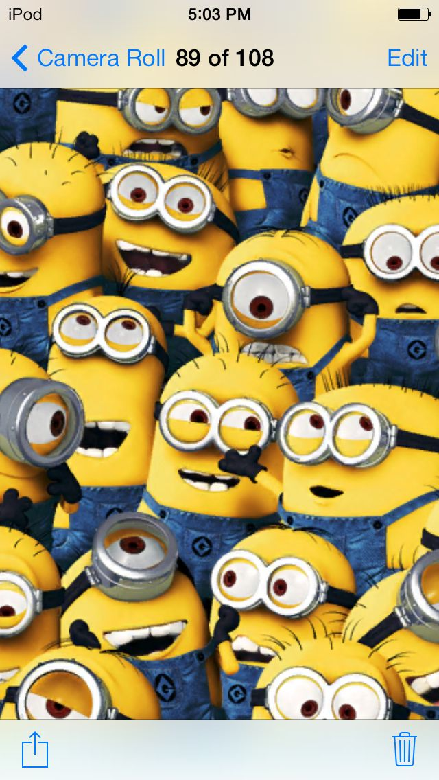 Minion iPod wallpaper IpodiPhoneiPad wallpaper ideas Pinterest 640x1136