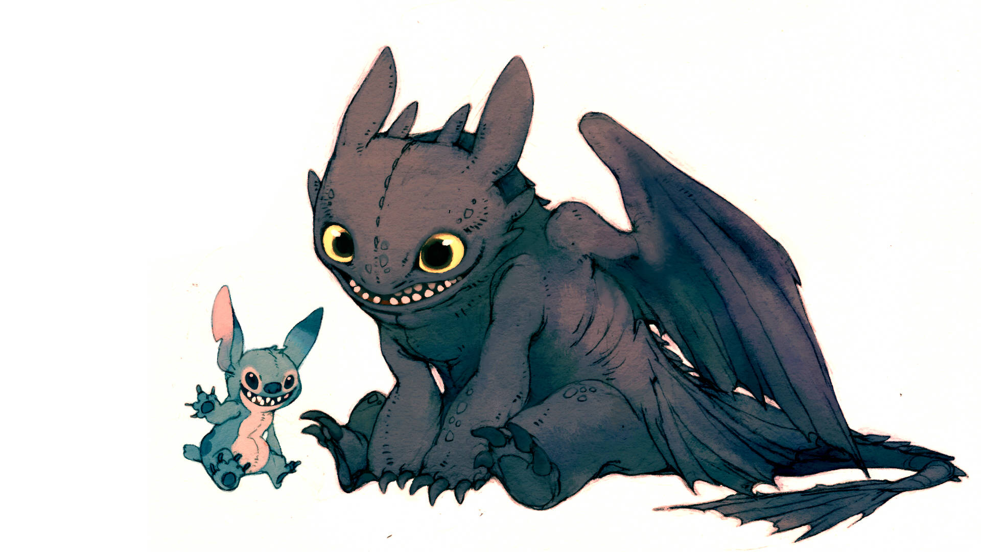 Toothless How 19201080 Wallpaper 634592 1920x1080