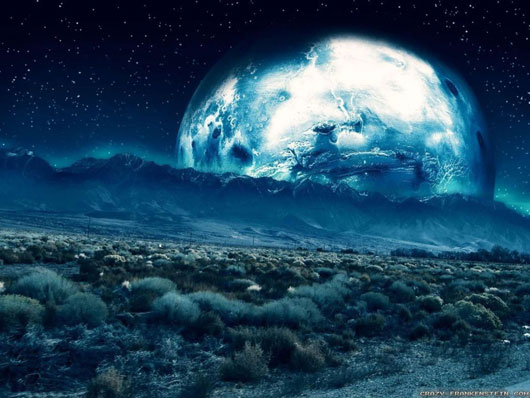 Awesome sci fi wallpapers 530x398