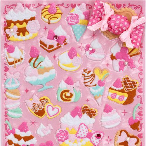 Cute Ice Cream Wallpapers: Kawaii Candy Wallpaper