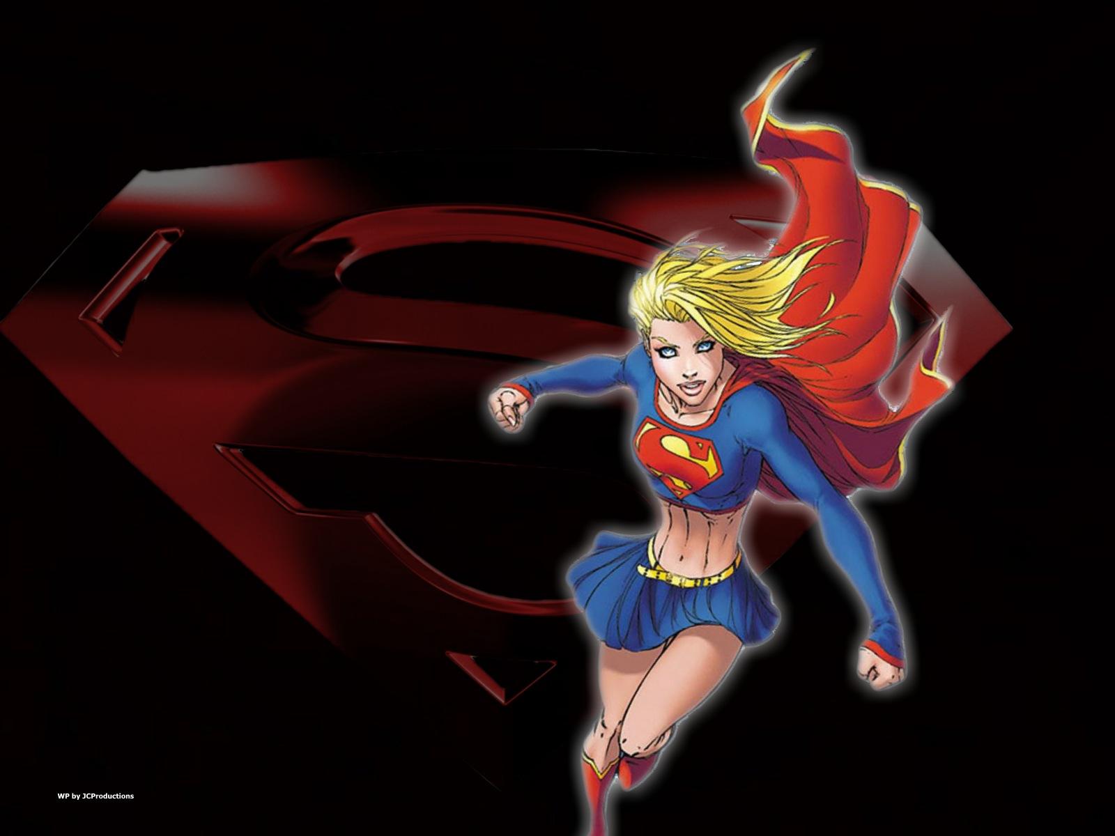 Supergirl   DC Comics Wallpaper 27299193 1600x1200