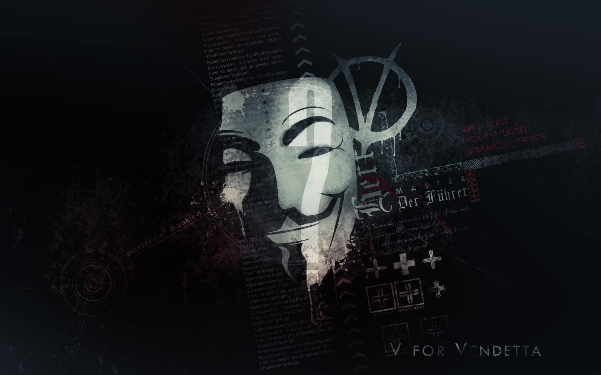 45 Anonymous Mask Wallpaper On Wallpapersafari