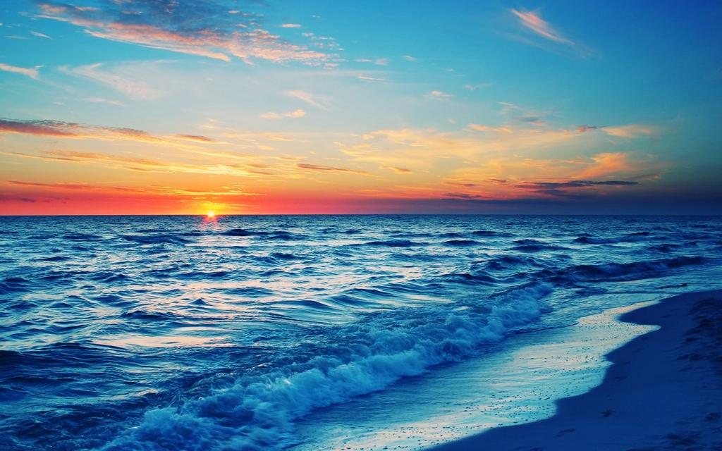1920x1200 Beach Sunset 689773 desktop background high resolution 1024x640