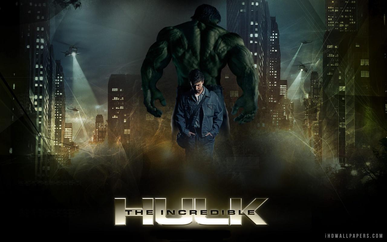 The Incredible Hulk HD Wallpaper   iHD Wallpapers 1280x800