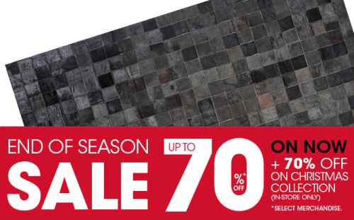 Bouclair Home Canada is having a huge end of season sale Head online 500x311