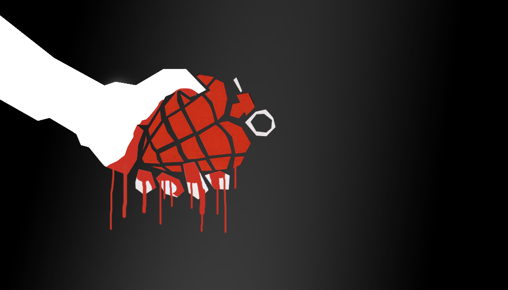 Green Day images American idiot more blood  by lucid182 HD 1024x584