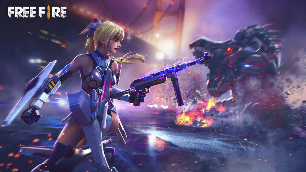 Garena Fire Latest HD Wallpapers Mobile Mode Gaming 1024x576