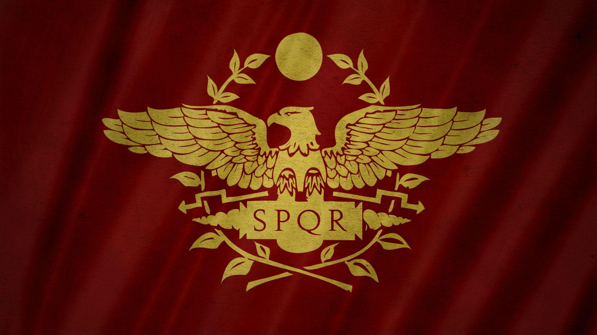 Roman Spqr Wallpaper The gallery for -->...