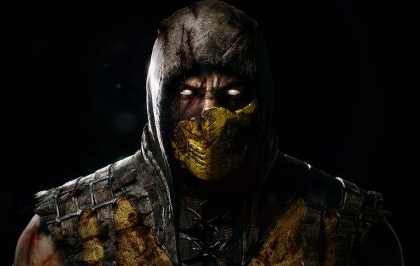 Scorpion   Mortal Kombat X wallpaper wallpapers   4K Ultra HD 600x380