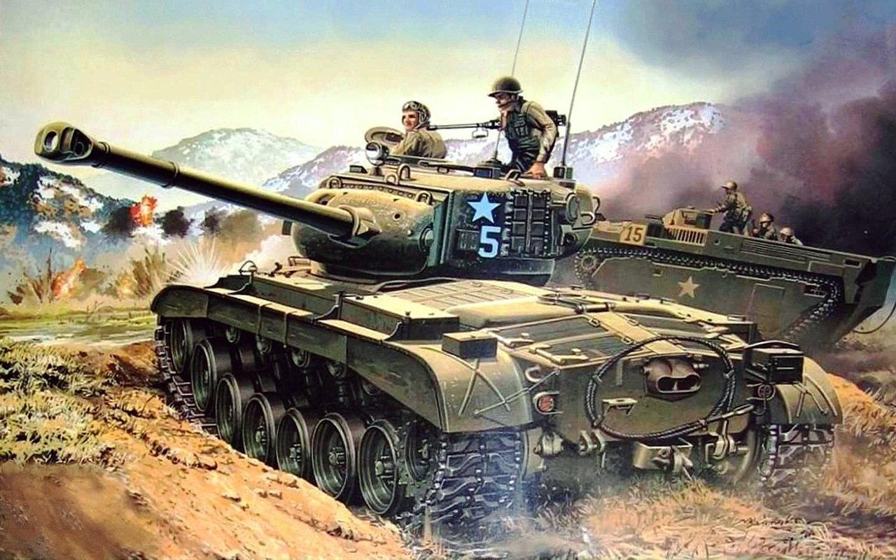44+] WW2 Tank Wallpapers on WallpaperSafari