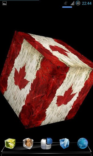 Canada Flag Wallpapers The Art Mad Wallpapers 307x512
