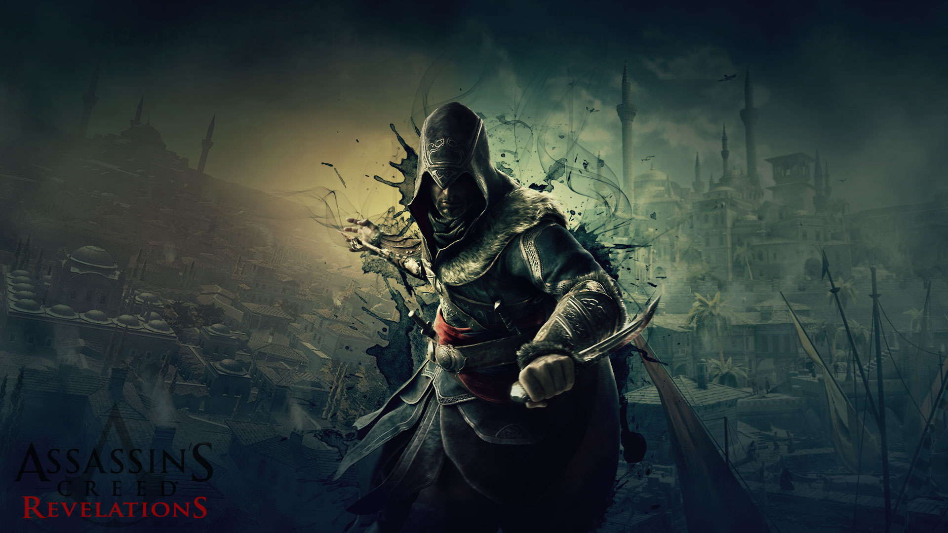 Assassin 39 s creed wallpaper hd 1080p wallpapersafari for Assassin s creed sfondi