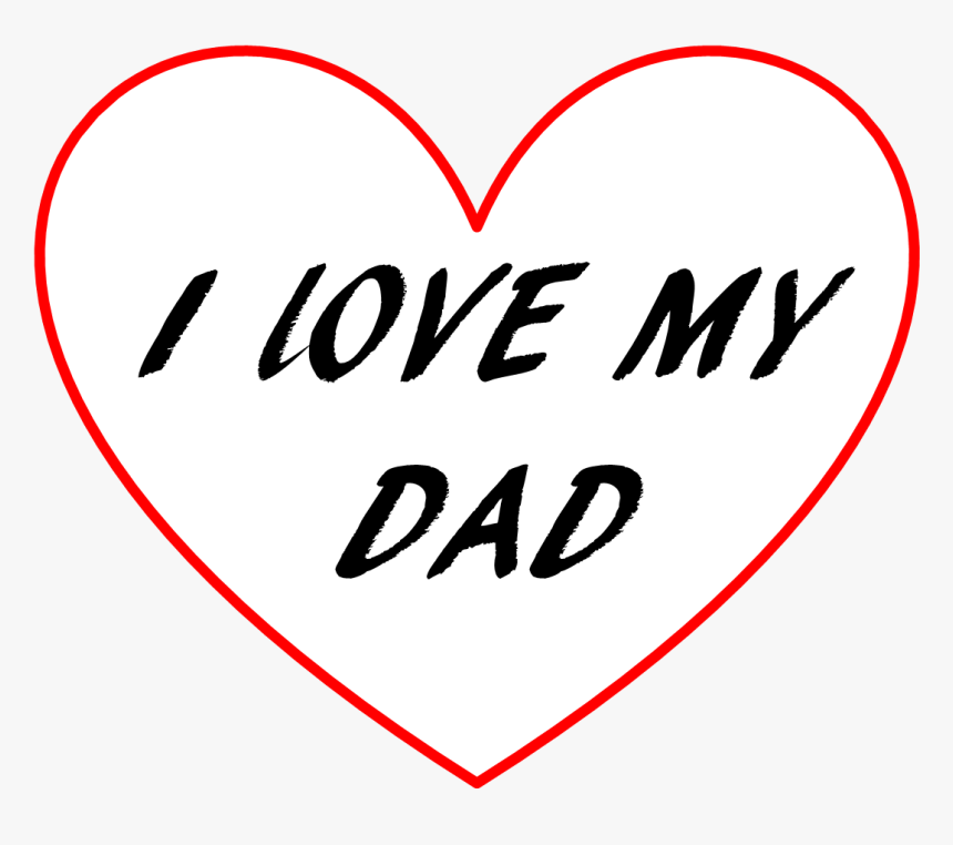 I Love My Dad Wallpaper   Love You Mom And Dad Hd HD Png Download 860x762