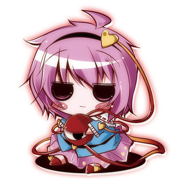 hot Chibi Wallpaper Sharpy Aejie Big Eye Anime Chibi Wallpaper 600x600