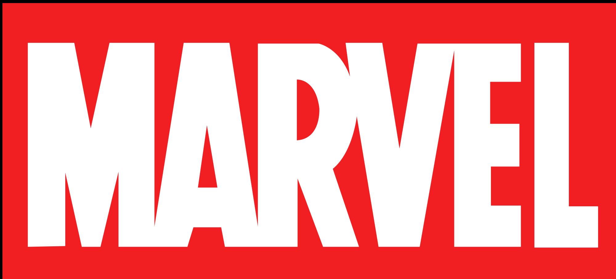 Marvel Logo HUNT LOGO 2000x905