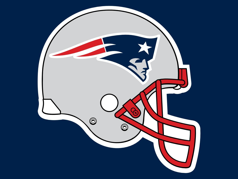 New England Patriots Helmut 1365x1024