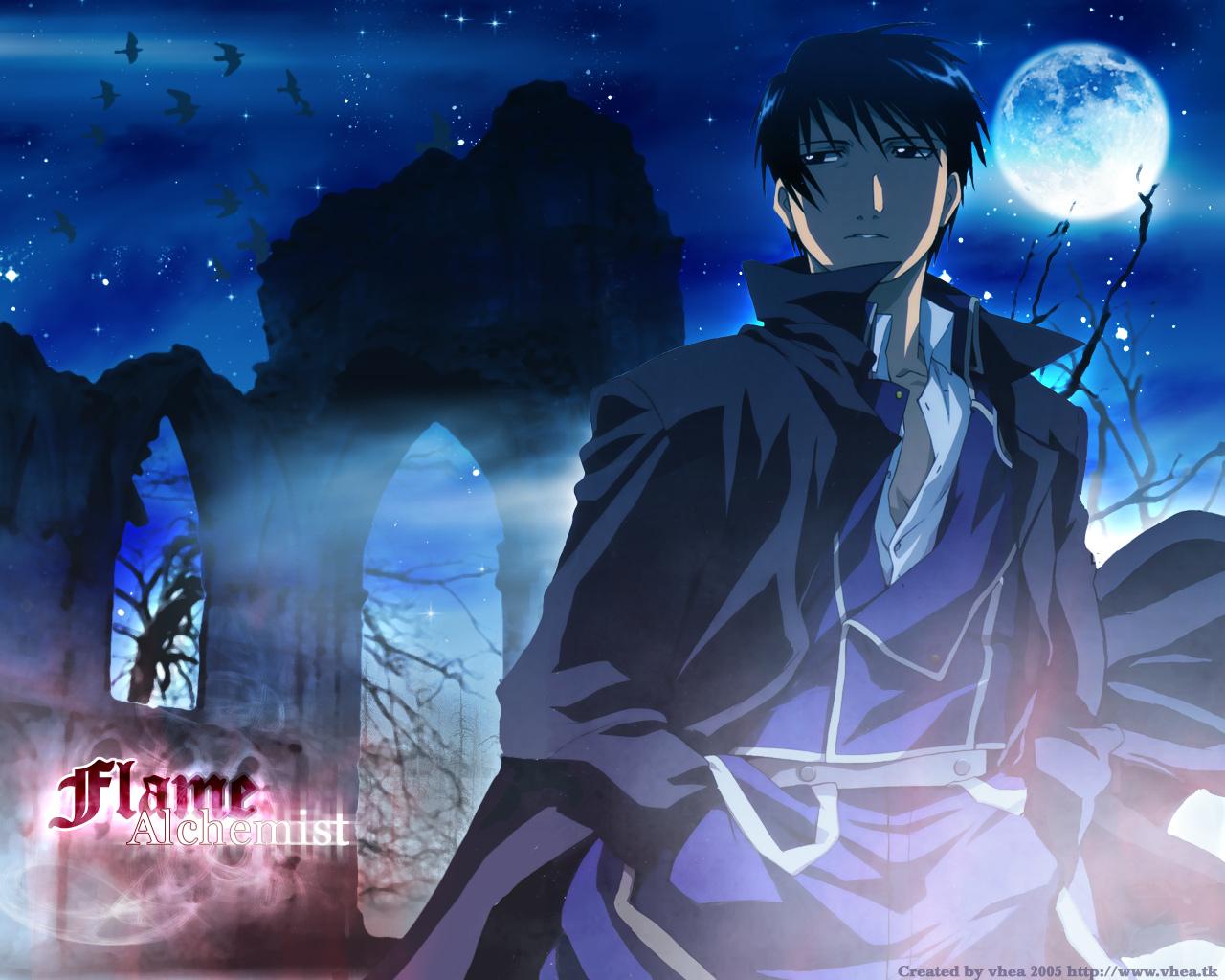 Fullmetal Alchemist Roy Mustang 1280x1024 Wallpaper Wallpaper 54 1280x1024