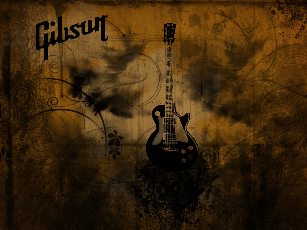 Gibson Les Paul Wallpaper  yvt2jpg 1024x768