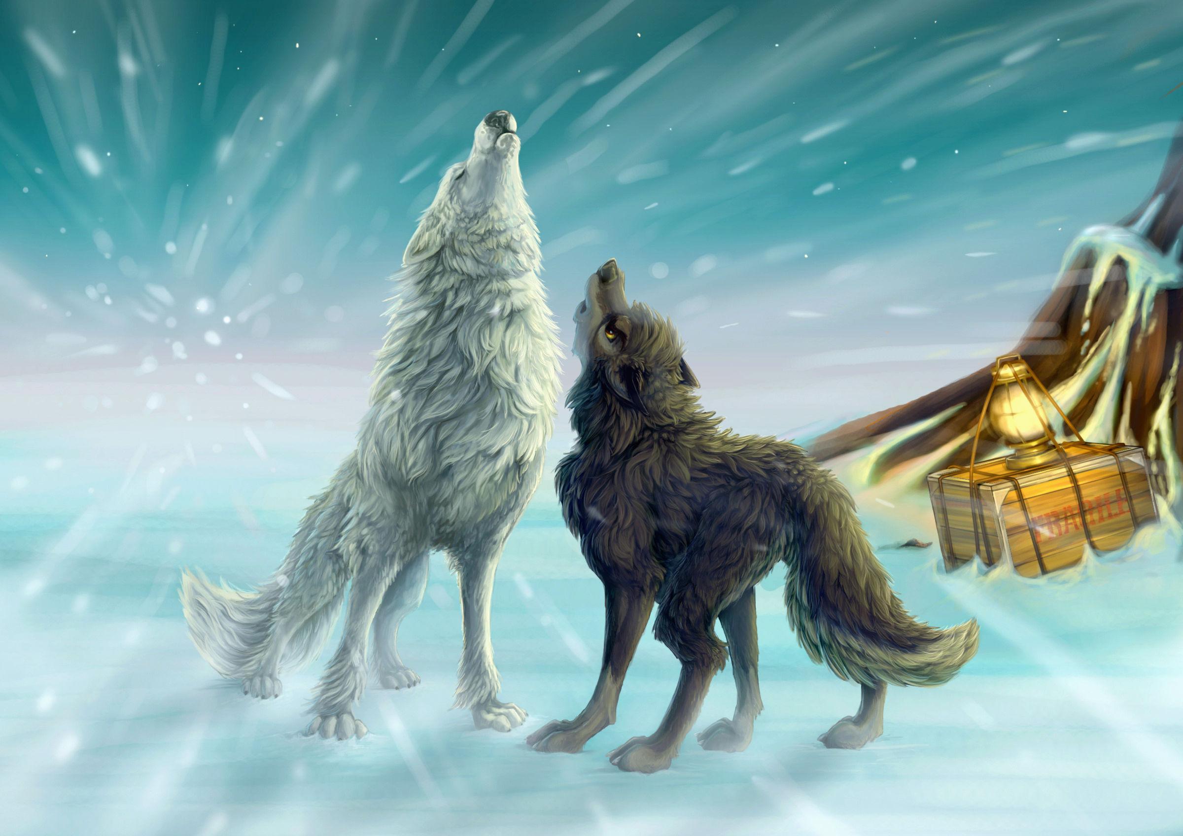 anime wolf wallpapers desktop cool anime wolf pics desktop hd anime 2400x1696