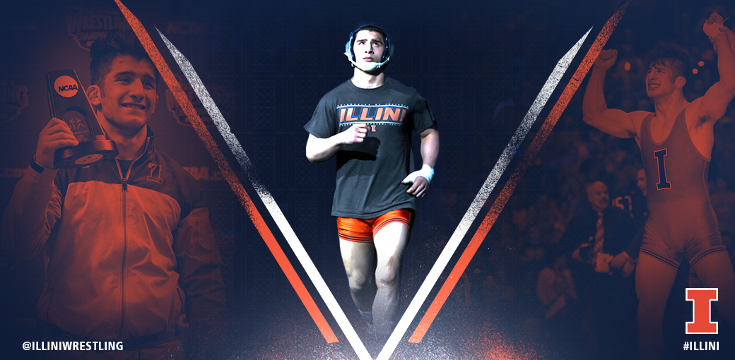 Illinois Athletics   Isaiah Martinez Unbeaten 1040x510