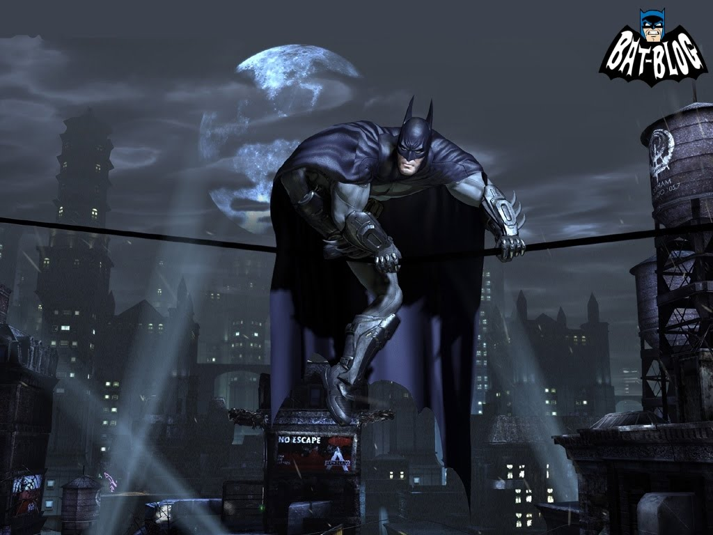 TOYS and COLLECTIBLES New BATMAN   ARKHAM CITY Wallpapers Backgrounds 1024x768
