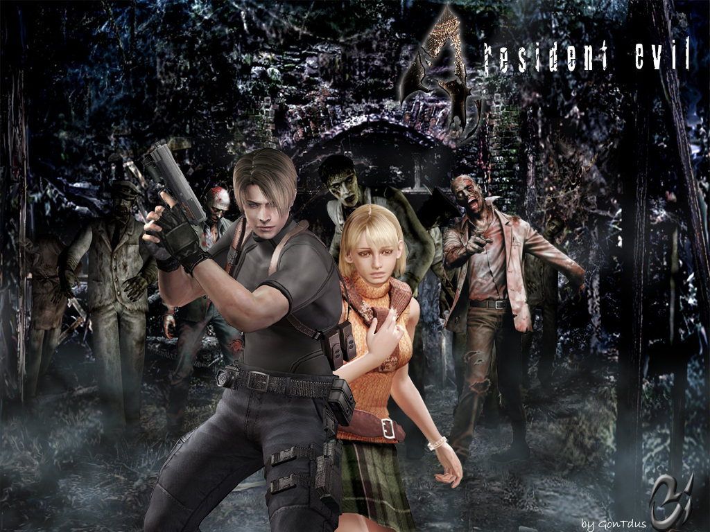 Free Download Rev D Resident Evil 4 Wallpaper 33530710 1024x768