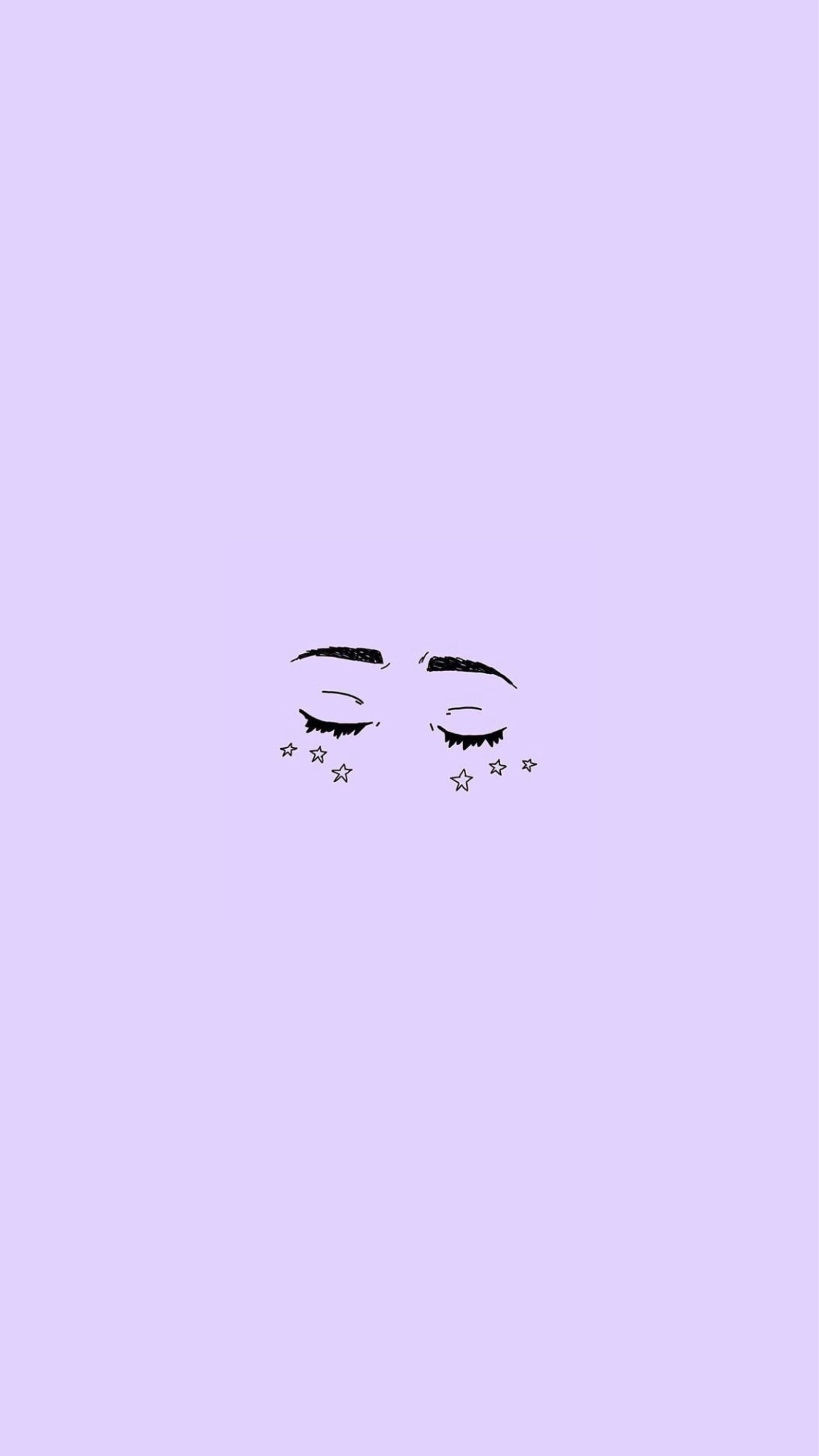 Eyelashes Quirky wallpaper Iphone background Iphone wallpaper 1948x3464