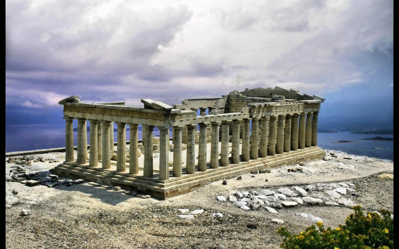 Ancient greece wallpaper wallpapersafari - Ancient greece wallpaper hd ...