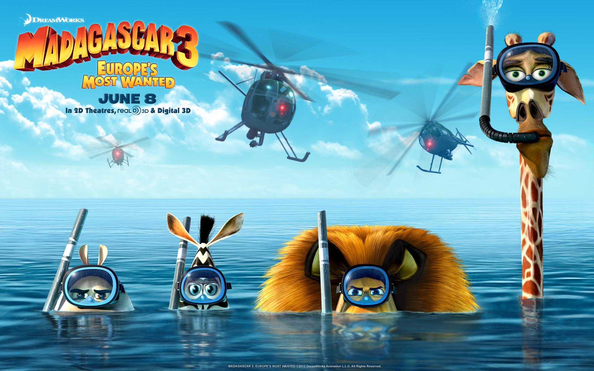 madagascar full movie hd free