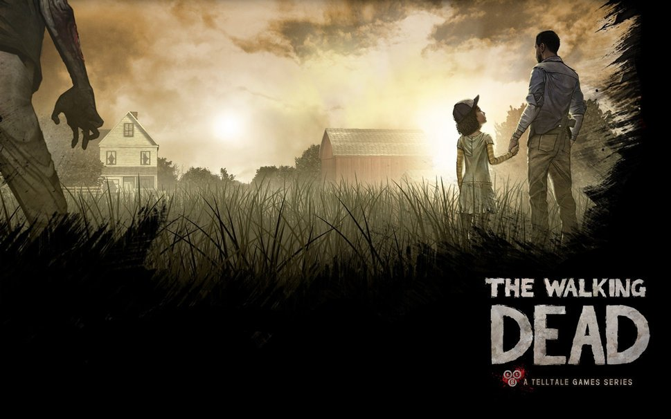 The Walking Dead The Game wallpaper   ForWallpapercom 969x606