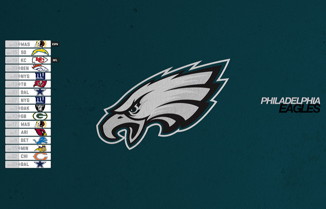 Philadelphia Eagles 2013 Schedule Desktop Wallpaper Flickr   Photo 640x411
