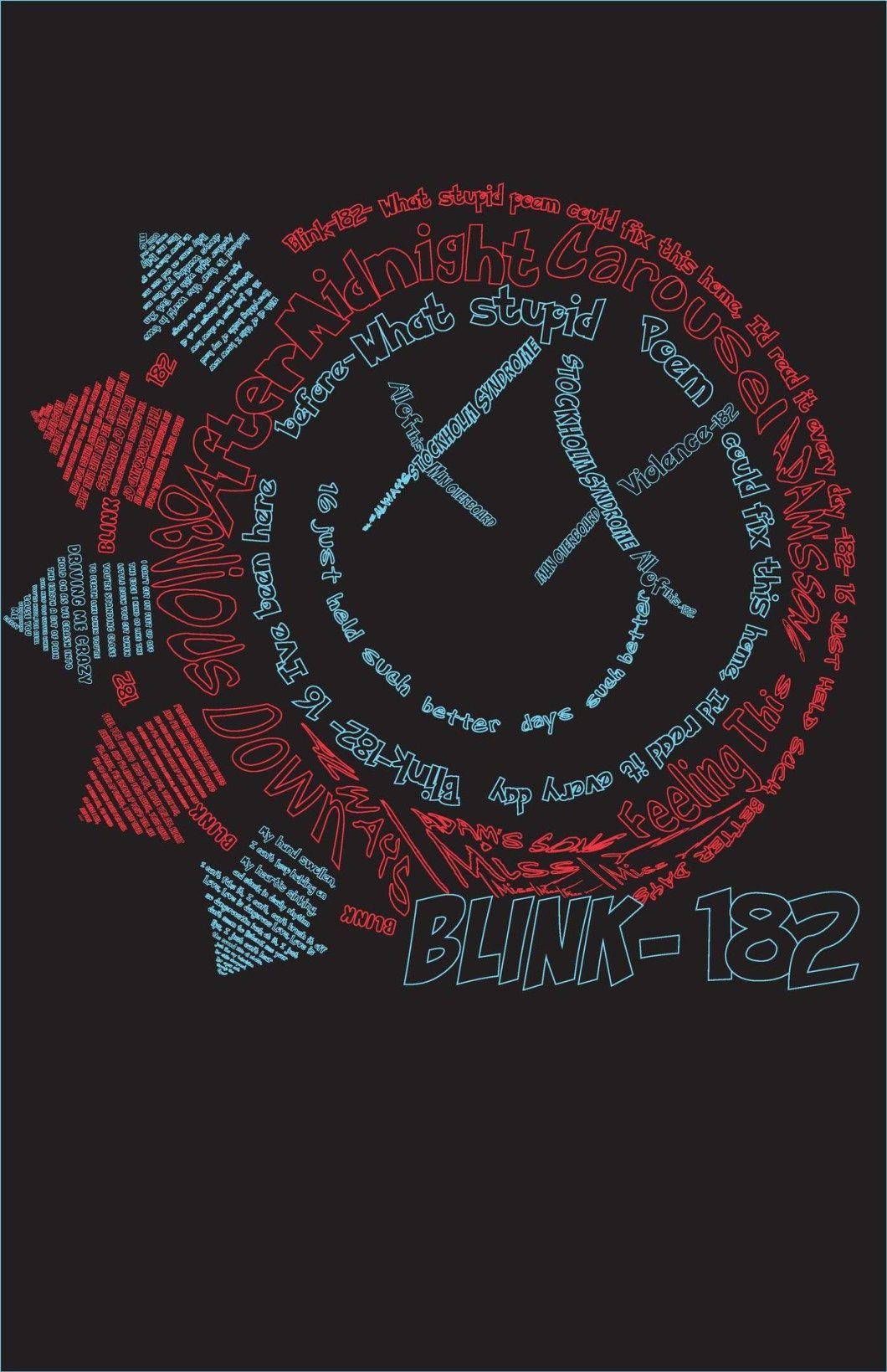 Blink 182 Wallpapers   Top Blink 182 Backgrounds 1060x1639