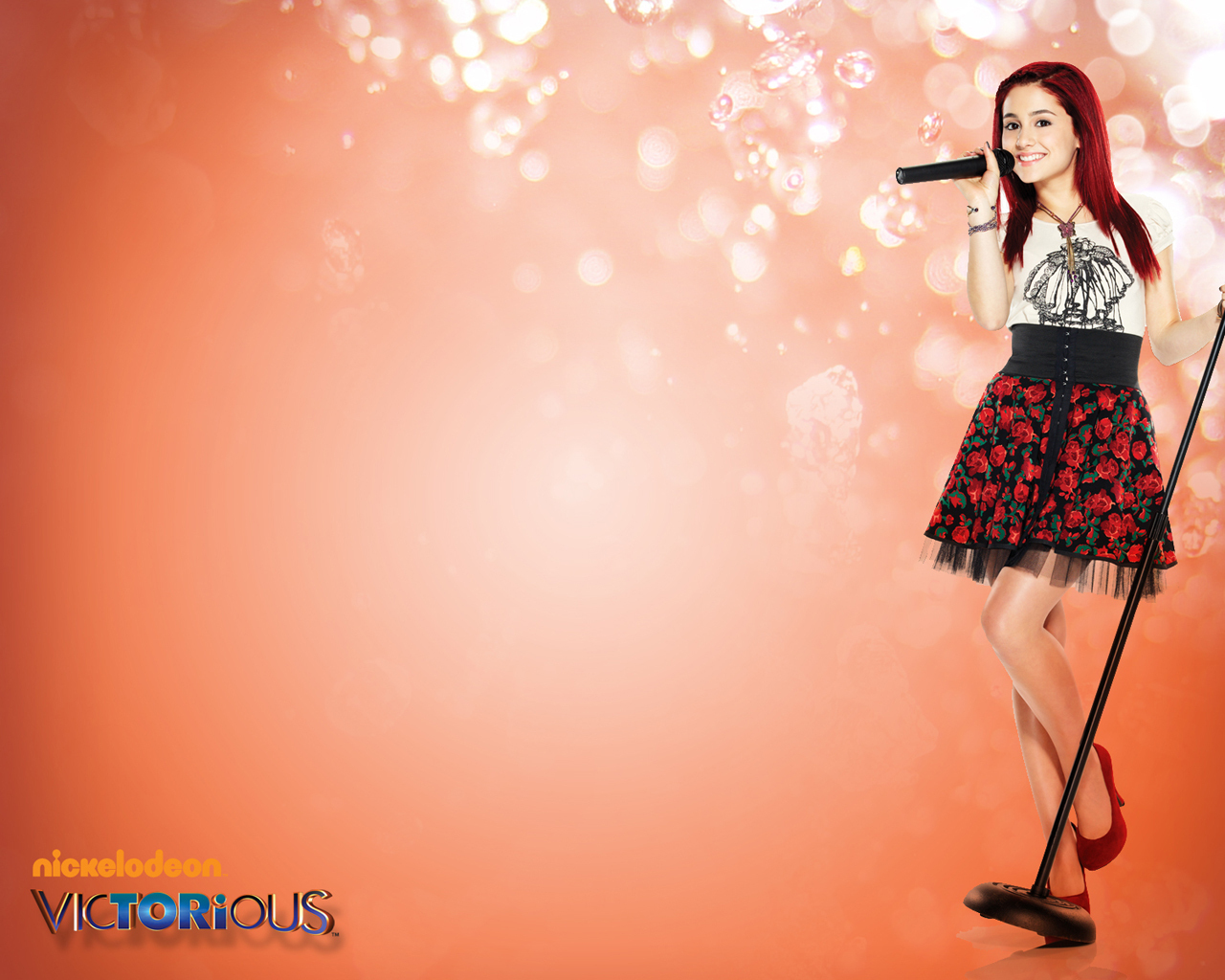 Cat Valentine   Victorious Wallpaper 20031986 1280x1024