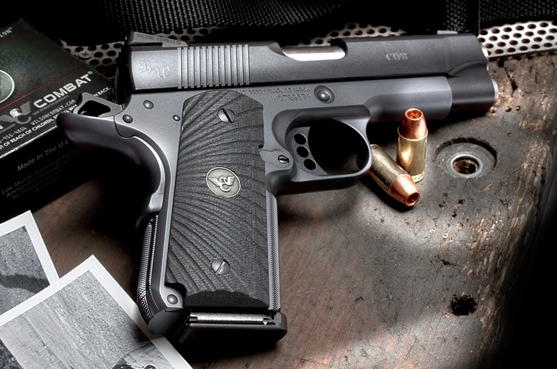 Sfera Gun Club Wilson Combat Bill Wilson Carry 45 ACP 799x530