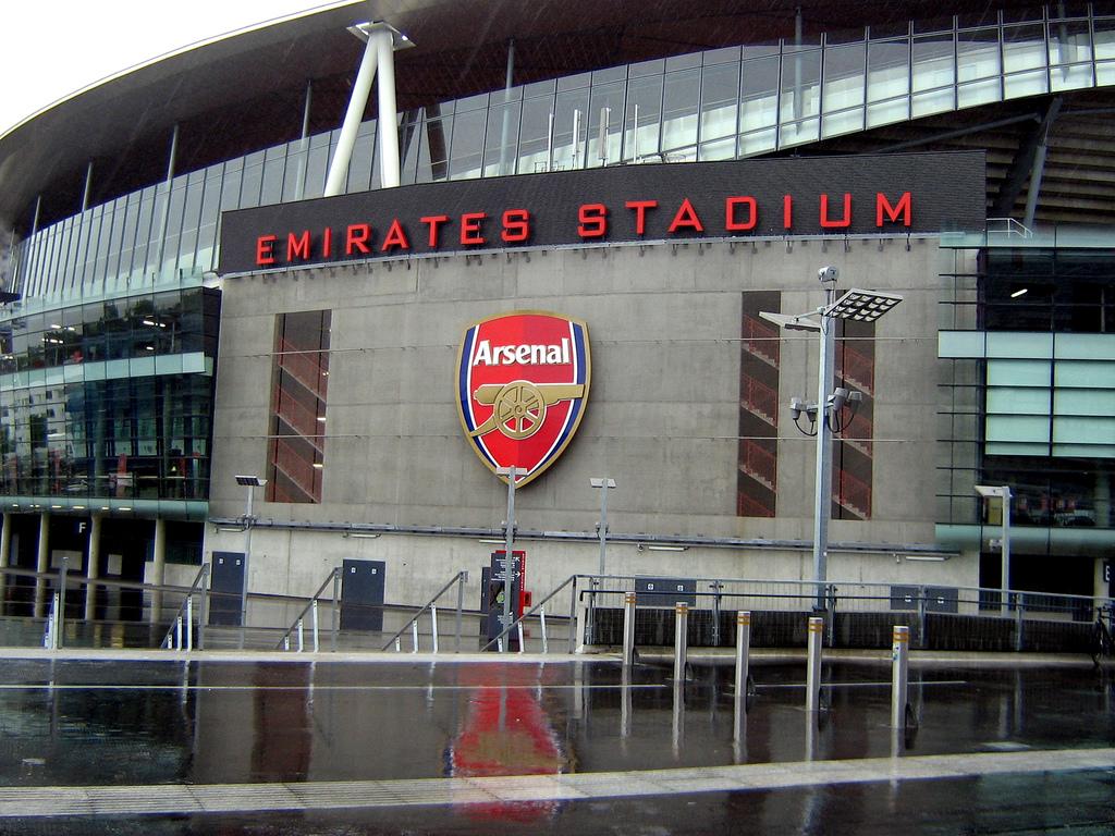 Emirates Stadium wallpaper Stadium wallpapers 1024x768