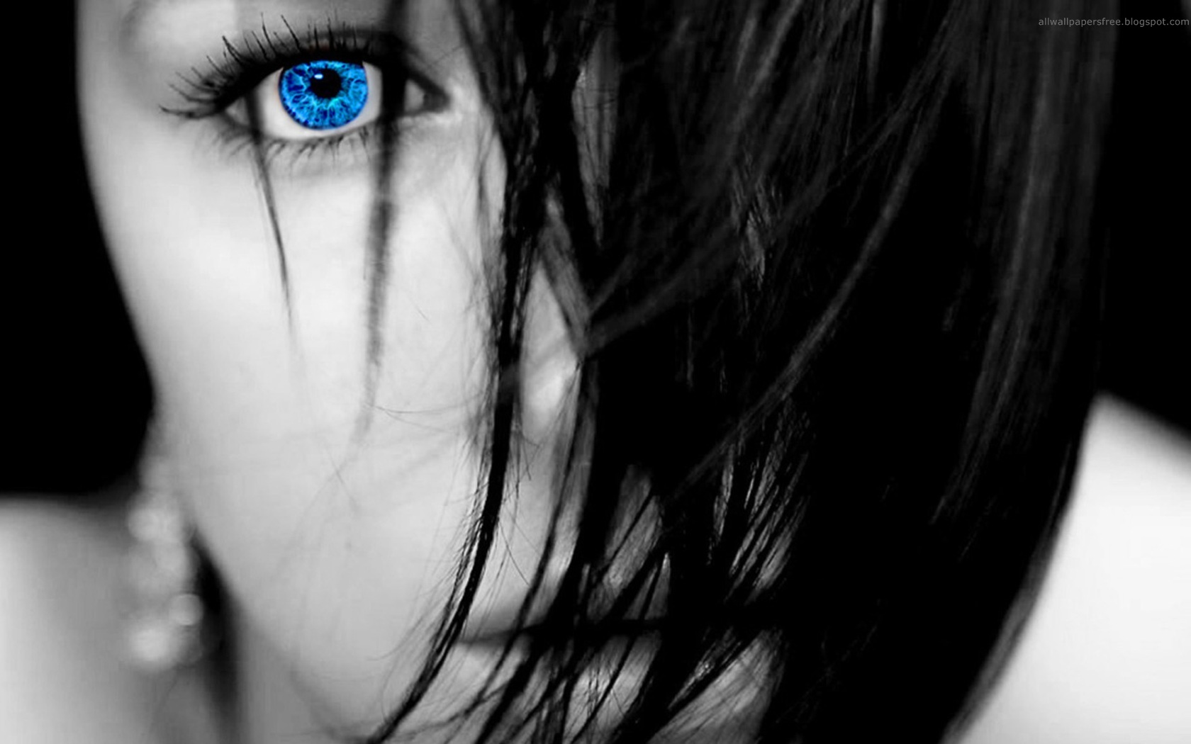 Hd wallpaper emo - Eyes Emo Girl Hd Wallpaper Has Recently Added In Stylish Hd Wallpapers