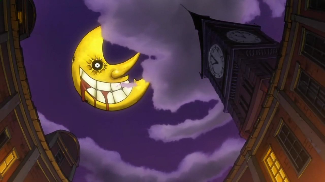Soul eater moon wallpaper wallpapersafari - This is halloween soul eater ...